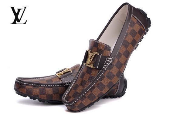 Louis Vuitton Loafer Shoes for Men