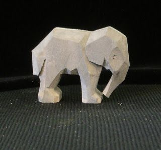 Beginners Carving Corner and Beyond: Ultra Flat Plane Animals For Patterns