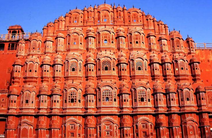 Palacio de los Vientos, Jaipur #india