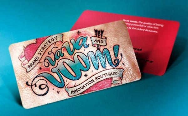 Inspiration Gallery #003 – Business Cards | From up North