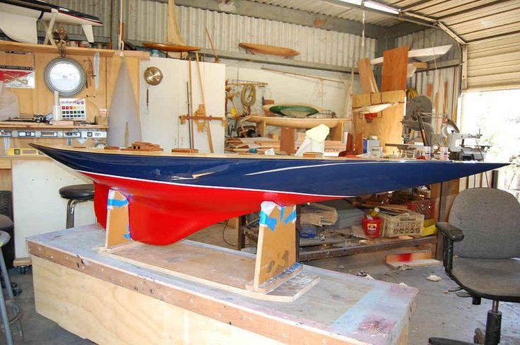 J Class Pond Yacht Midlife Models pondboat.com (6) | Boat ...