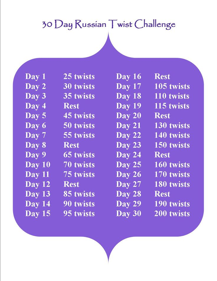 I need to do this to get rid of my love handles. Going to start this tomorrow :-)