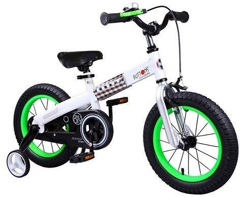 "RoyalBaby Kids Buttons 14"" BMX Bike"