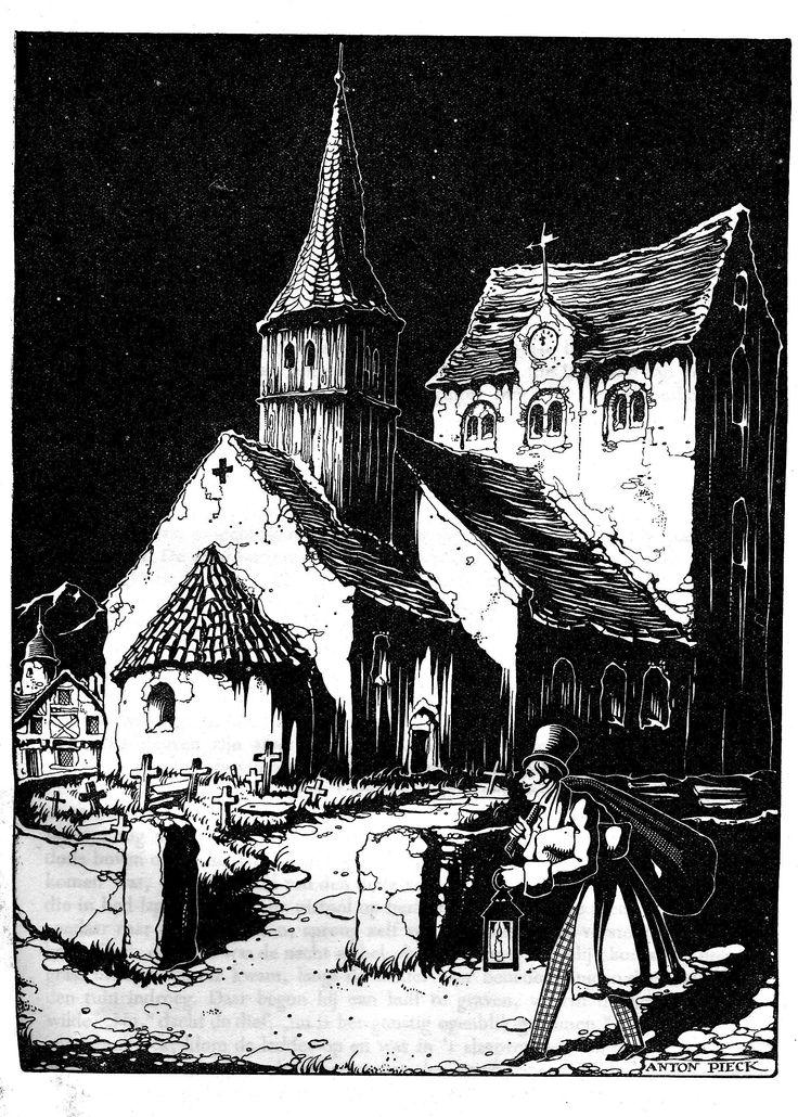 Anton Pieck Sprookjes van Grimm