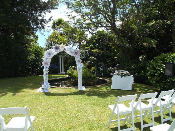 Garden Wedding,