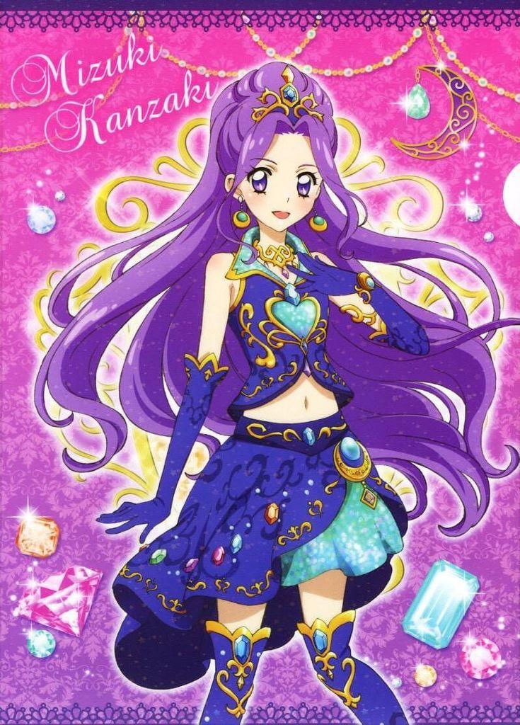 Mizuki Aikatsu Cute Pinterest