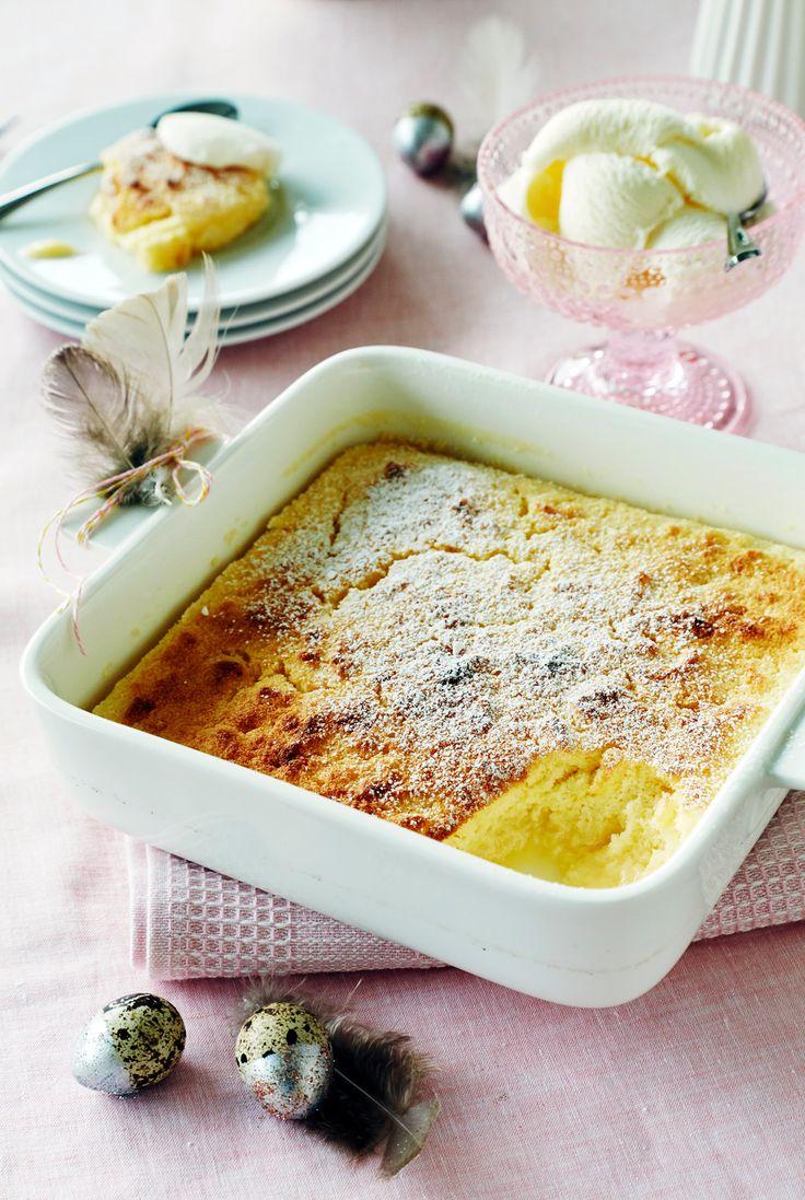 Sitruunapaistos | K-ruoka #pääsiäinen #jälkiruoka