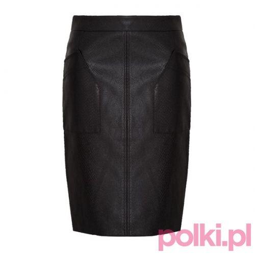 Skórzana spódnica, Mohito #polkipl