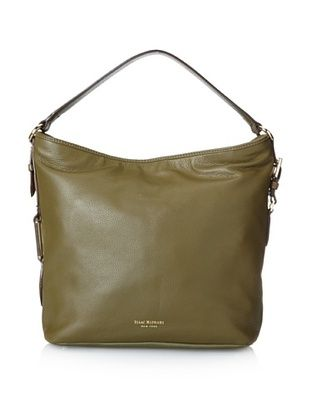 58% OFF Isaac Mizrahi Women's Evalyn Hobo (Olive)