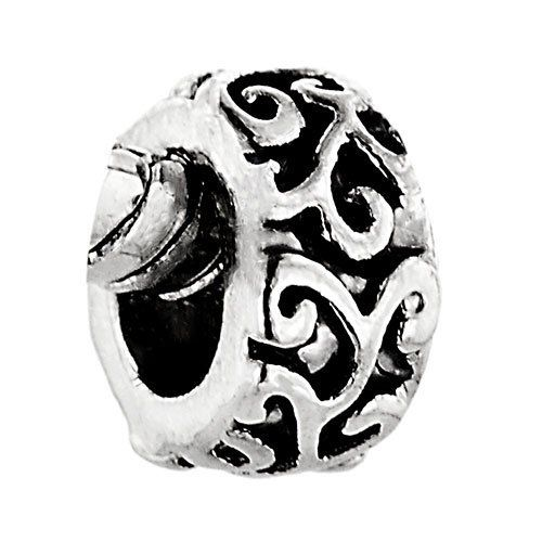 Pugster Beautiful Engraved Beads Fit Pandora Chamilia Biagi Charm Bracelet Pugster. $7.64. Unthreaded European story bracelet design. Pugster are adding new designs all the time. Free Jewerly Box. Fit Pandora, Biagi, and Chamilia Charm Bead Bracelets. Money-back Satisfaction Guarantee. Save 10%!