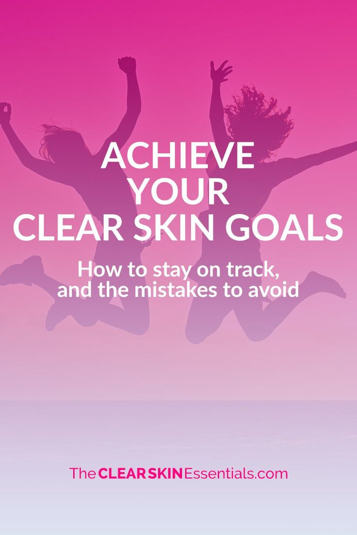 how to make your skin clear up