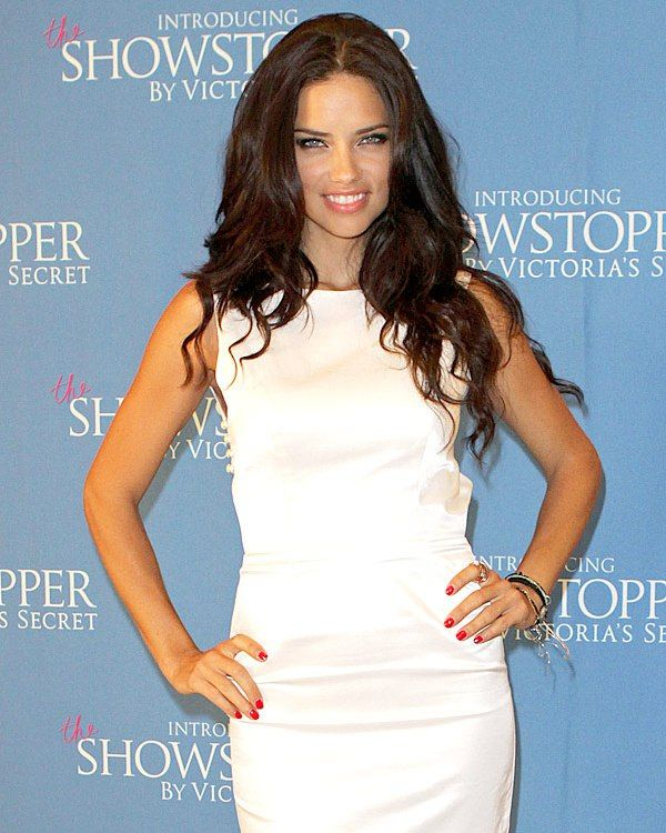 There's something in the water at Victoria's Secret — another model is pregnant! Gorgeous Brazilian model Adriana Lima, 30, and her husband, former NBA star Marko Jaric, are expecting their second ...