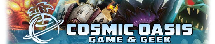 Cosmic Oasis | Board Game Cafe * Eat * Drink * Game! - Richmond, Kentucky