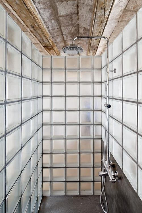 #bathroom #design by Alex Gasca and Hélène Silvy-Leligois++ #shower