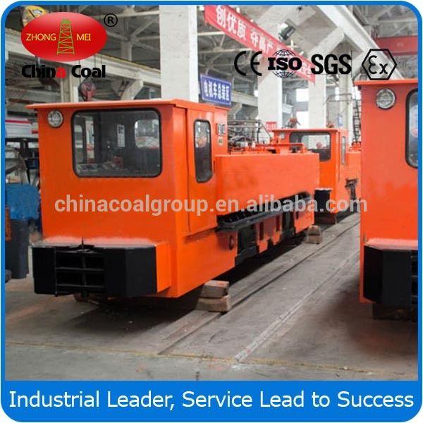 China coal group 8T underground mine battery locomotive