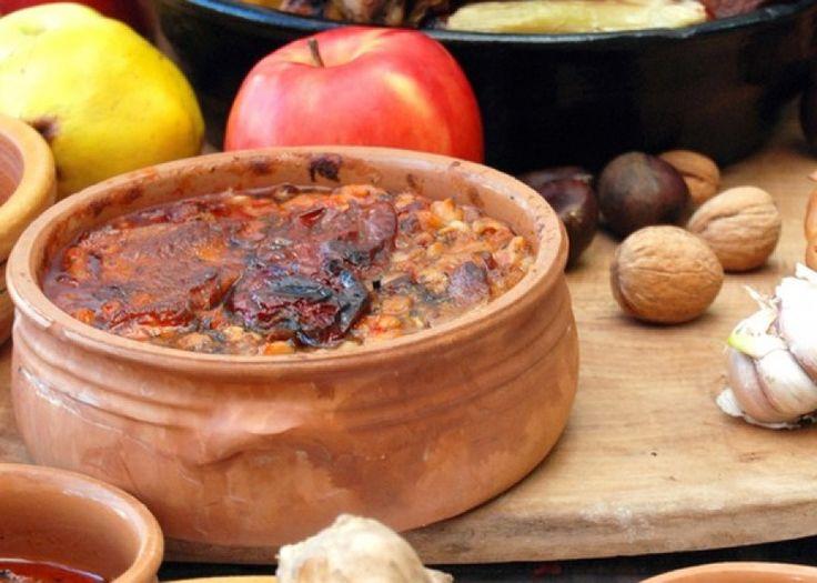 La cucina albanese in Basilicata