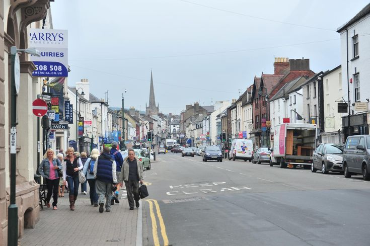 IF YOU'RE looking for the good life, then you needn't look further than Monmouth, as the town has been named the third-best place to live in…