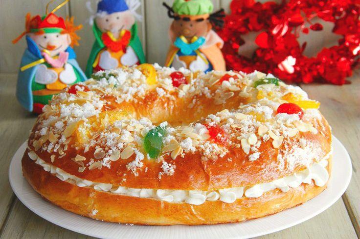 Roscón de Reyes » Recetas Thermomix   MisThermorecetas