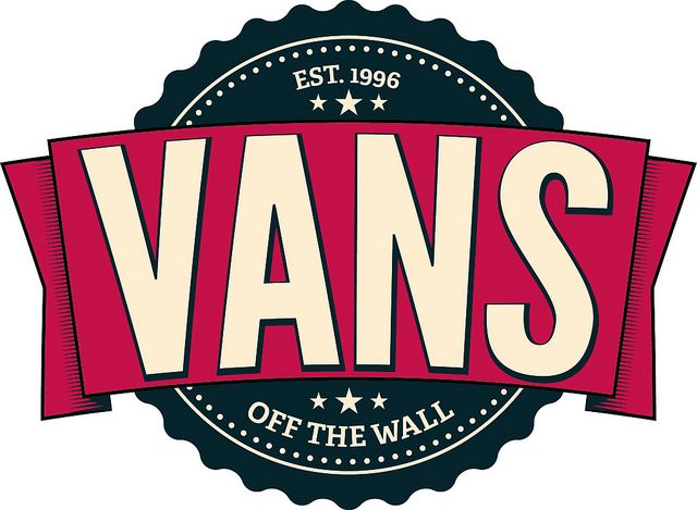 Vans Logo Identity by Calum Coles, via Flickr