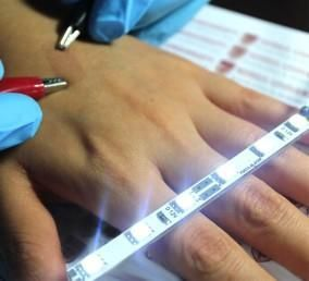 Material promises bendable, wearable electronic devices - https://scienceblog.com/484576/material-promises-bendable-wearable-electronic-devices/