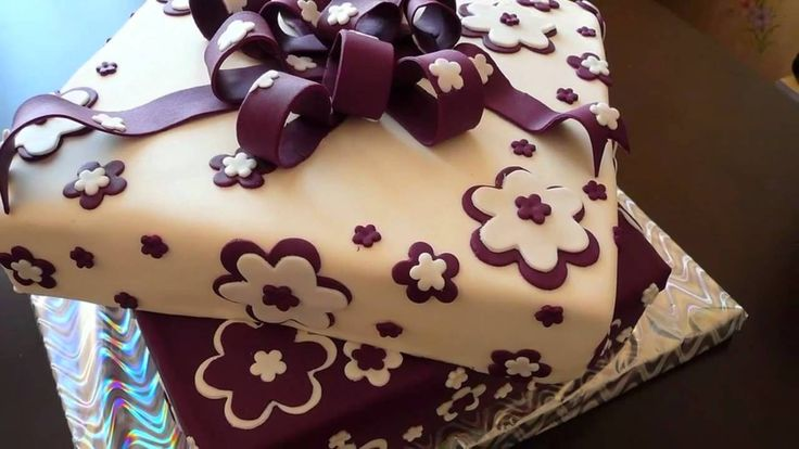 Торт на мой день рождения