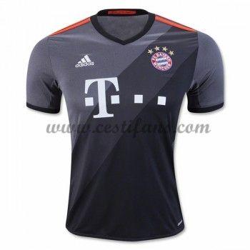 Bayern Munich Fotbalové Dresy 2016-17 Venkovní Dres