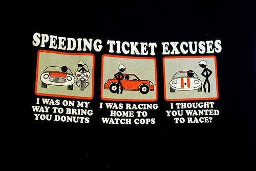 Excuses......