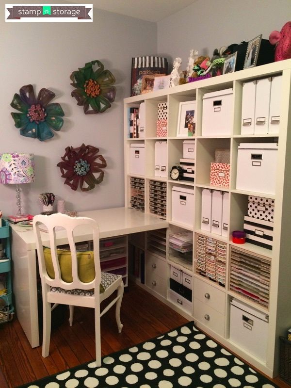 After reviewing our latest Studio Showcase contest entries, we have chosen Elizabeth R as our winner for January! Would you like the chance to take part in our monthly contest? Just submit a few photos of your creative studio space and email them to contact@stampnstorage.com. The winner will receive a refund of $75 from their most recent purchase, as well as their studio entry showcased on our blog.We here at Stamp-n-Storage are very impressed with this beautiful ...