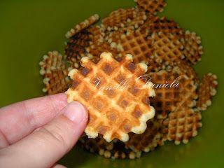 vanilla: Rácsos keksz