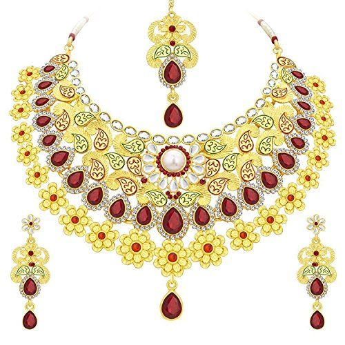 Indian Bollywood Gold Plated Red Stone Traditional Dazzli... https://www.amazon.ca/dp/B01NGUAAJK/ref=cm_sw_r_pi_dp_x_XvRNybQTAEJ6J