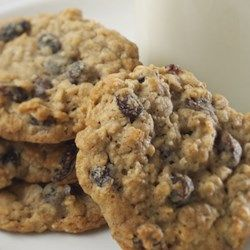 Crispy-Chewy Oatmeal Raisin Cookies - Allrecipes.com