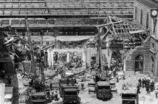 Le immagini della strage alla stazione di Bologna del 2 agosto 1980