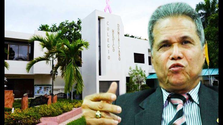 Colegio Médico Dominicano y la Universidad Autónoma de Santo Domingo (UA...