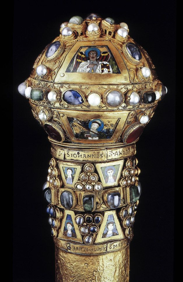 Staff reliquary of St. Peter