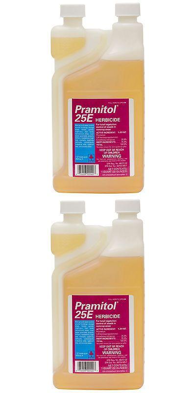 Herbicides and Fungicides 181048: Pramitol 25E Bare Ground