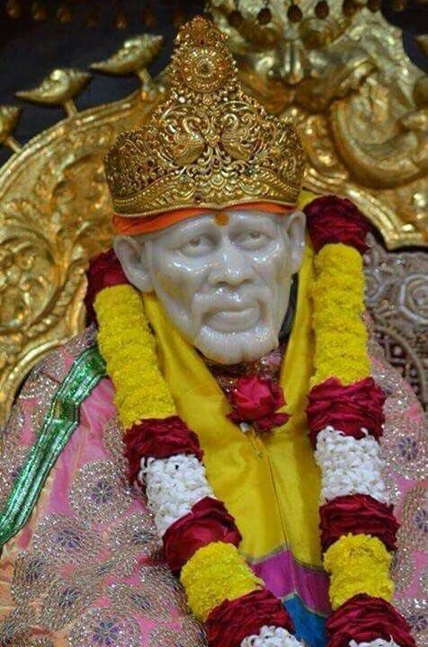 Idea by Preetha Suresh on Shirdi Baba Om sai ram, Hindu
