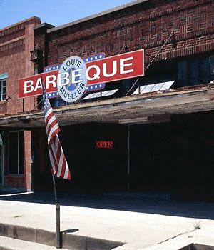 Louie Mueller Barbecue, Taylor, TX
