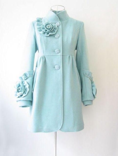 pastel coat...ADORABLE!!