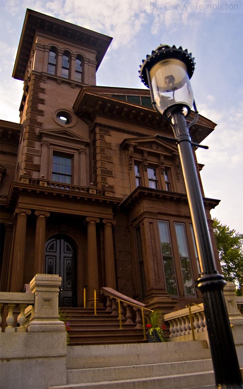 video portland victorian mansion - 736×1179