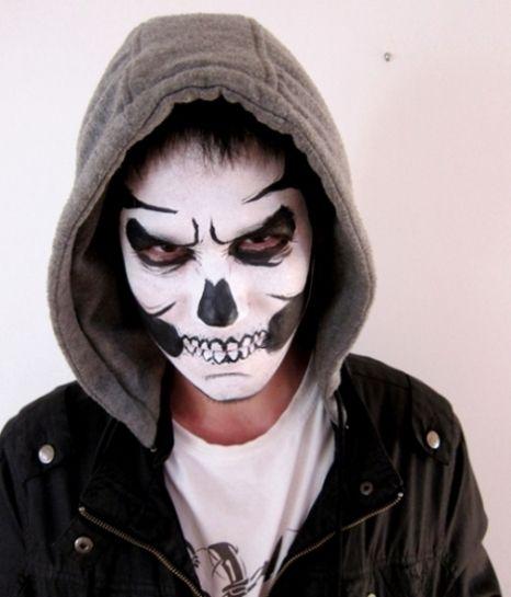 49 best halloween makeup images on Pinterest | Make up ideas ...