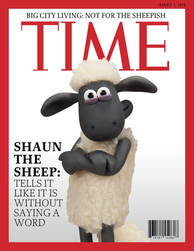 His TIME has come... #ShaunTheSheep arrives on the big screen, THIS AUGUST!