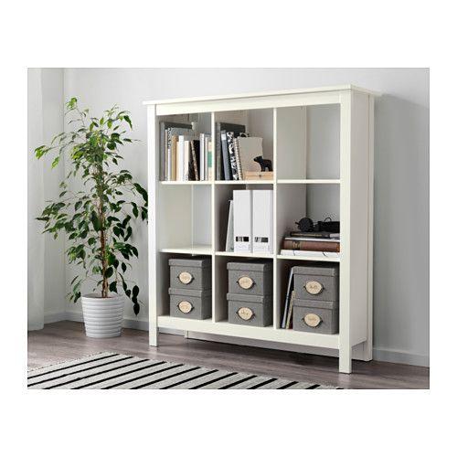 TOMNÄS Étagère - blanc - IKEA 79€ 116*123