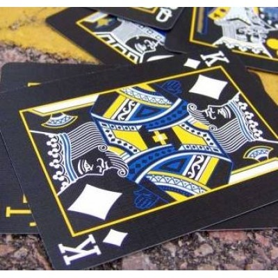 Black Scorpion Playing Cards