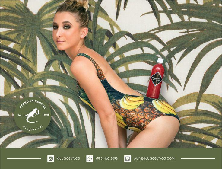 Healthy Girls #jugosvivos #vegans #detox #juicing