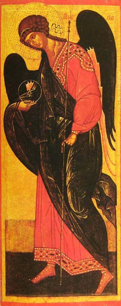 Archangel Gabriel АРХАНГЕЛ ГАВРИИЛ