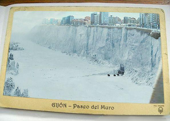 Paseo del Muro (Gijón/Xixón)