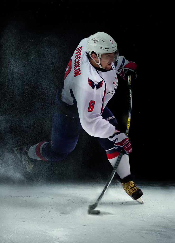 Alex Ovechkin #8 Washington Capitals