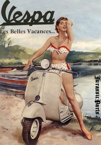 sensualidad italiana a 35 km por hora