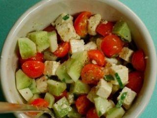 Salata cu telemea