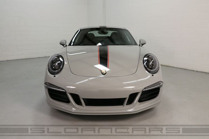 "2016 Porsche 991 GTS ""Rennsport Reunion"" for sale 
